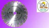 Лезвие алмазной пилы Arix сваренное лазером для конкретного/камня/мрамора