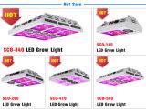 높은 동위 가득 차있는 Spetrum LED는 가벼운 600W를 증가한다