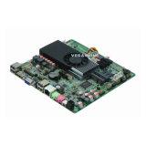 1037u 2 dünnes Mini-Itx eingebettetes HTPC Motherboard COM8 USB-3 SATA ultra