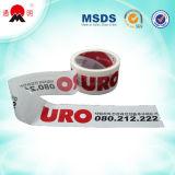 BOPP adhesiva impresa cinta de embalaje de la cinta Logo