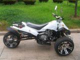 Los deportes frescos ATV del movimiento de la vespa de motor 250cc ATV 4 van carro