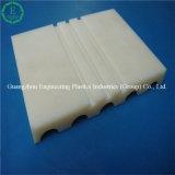 플라스틱 나일론 PA11 장을 기계로 가공하는 고품질 CNC