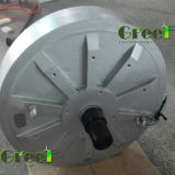 1000W, 150rpm, gerador de vento 180rpm (gerador 100W-10KW de Coreless Maglev do disco)