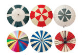 24 Rippen Manual Straight Umbrella mit Different Designs (YS-R1082R)