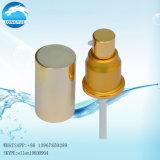 Feine Alumium Sahnepumpe mit Schutzkappe