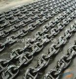 熱いDipped Stud Link Chain、Fish FarmのためのGrade2 /70、