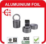 Bande de cachetage de papier d'aluminium pour le conduit flexible