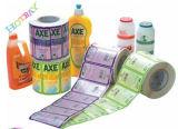 Verpackenzeichen-Druck-Papier-Kennsätze