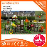 Детей театра игр парка Amusment спортивная площадка пластичных напольная