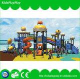 Оборудование спортивной площадки малышей поставщика Китая пластичное напольное (KP1512036)