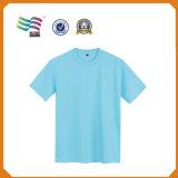 T-shirts faits sur commande blanc en gros pour les hommes et des femmes (HYT-s 022)