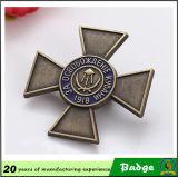 Значки сувенира русской перекрестной формы воинские
