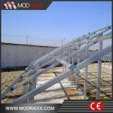 Aletta a energia solare di messa a terra di PV di prezzi di fabbrica (ZX041)