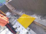 Griglia del burrone del caricamento della plastica di rinforzo vetroresina di FRP GRP alta