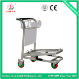 En stock Trolley d'aéroport en alliage d'aluminium (JT-SA02)