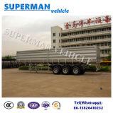 Di 3 Axle Storehouse Van Cargo Truck del contenitore rimorchio semi da vendere