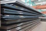 Placa de aço Low-Alloy e de grande resistência (Fe430)