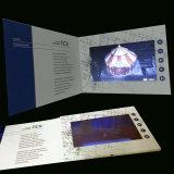 Карточка рекламировать экрана DIY 7inch видео-