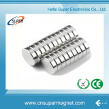 De industriële Magneet van de Cilinder van het Neodymium Uiterst dunne