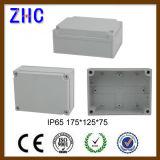 지상 지하 배급 울안 방수 전기 출구 상자에 있는 250*80*85 IP65 플라스틱 작은 접속점