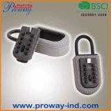 소형 키 박스, 중요한 안전, 중요한 자물쇠 상자 (KLB-02)