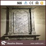 Os chineses possuem o revestimento da parede da pedreira/laje/telha de assoalho de mármore cinzentos brancos