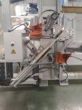 Cnc-Plastikvinylfenster-Tür, die Fenster-den Türrahmen der Maschinen-/Kurbelgehäuse-Belüftung herstellt Maschine bildet