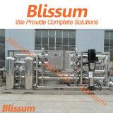 Installation de traitement de l'eau d'osmose d'inversion