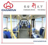 Bus posteriore Chagnan Sc6833 del bus 8-9m della città del motore