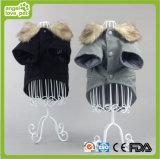 Nuovo disegno 2016 per i vestiti esagerati dell'animale domestico di inverno (HN-PC800)