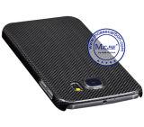 La mejor caja verdadera del teléfono de la fibra del carbón de los productos el 100% para la galaxia S6 de Samsung