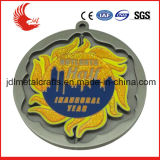 La Cina ha fatto la medaglia di alta qualità ed il bello nastro della medaglia