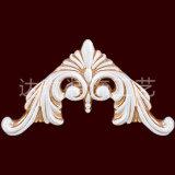 Prezzo di fabbrica decorativo dell'ornamento del fiore d'angolo di piccola dimensione