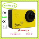 Ультра 4k WiFi 2.0 степень DV камеры 170 дюйма водоустойчивых