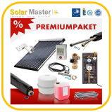 Riscaldatori a energia solare ad alta pressione spaccati