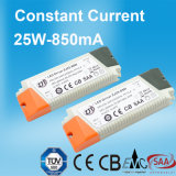 850mA konstante Stromversorgung des Bargeld-LED mit Energie 25W