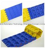 Correa industrial modular acanalada de Ammeraal Beltech de la industria (Hairise QNB)