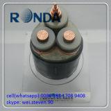 Único cabo elétrico de cobre de Sqmm 3.6kv do núcleo 95