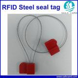 Бирка уплотнения обеспеченностью UHF стальная RFID для коробок электричества