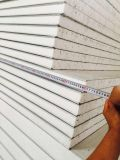 建築材料の壁のための白い鋼鉄泡サンドイッチパネル