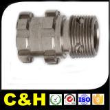 Stainless/SUS304/SUS201/SUS316 금속 부속을 도는 CNC