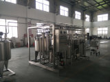 작은 Scale 200L/H Flavored Yogurt Processing Line