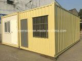 Панели низкого a-Level профита пожаробезопасные складывая передвижную полуфабрикат/Prefab дом
