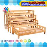 أطفال خشبيّة أربعة أرضية أسرّة لأنّ روضة أطفال أثاث لازم