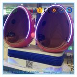 9d Egg Vr Cinema 6 Dof Electric Platform Rotation 360degree virtuelle Realität 3D Glasses Simulator Equipment für Amusement Park