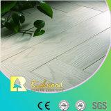 plancher en stratifié résistant V-Grooved gravé en relief par AC3 de l'eau de chêne de 8.3mm