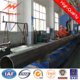 Puder Coating 12m Steel Gate Pole Fasctory