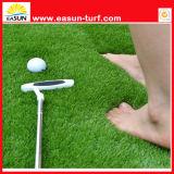 ゴルフのための高密度プラスチックカーペットの人工的な草
