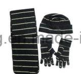Комплект ватки повелительницы Knitting Зимы Тепл Printed способа приполюсный