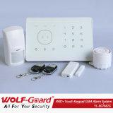 De draadloze GSM Anti-diefstal Systemen van het Alarm van de Veiligheid van de Indringer van het Huis met het Toetsenbord van de Aanraking--Yl-007m2g